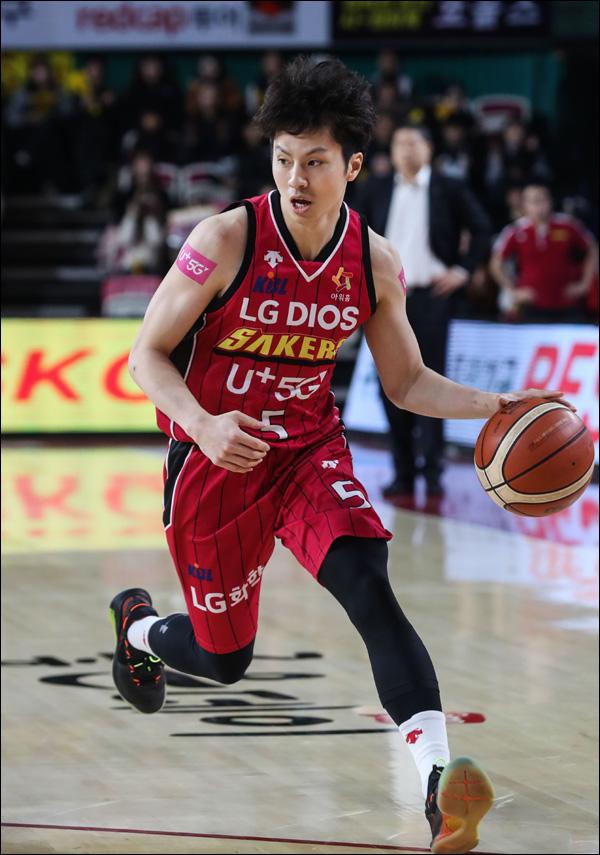 가드 김시래가 국가대표팀에 발탁됐다. ⓒ KBL