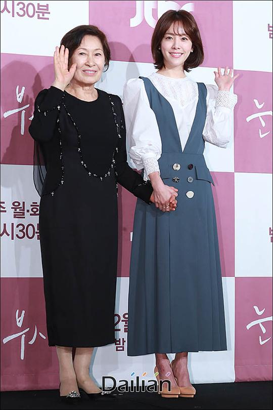 김혜자 한지민 주연의 JTBC 새 드라마