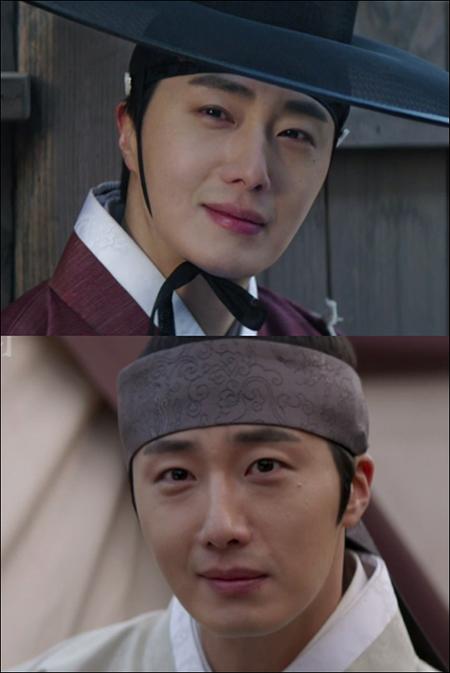 배우 정일우가 SBS 새월화드라마