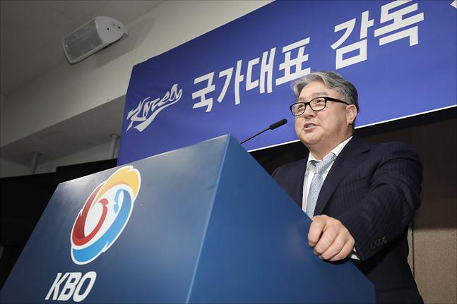 김경문 야구대표팀 감독. ⓒ 데일리안 홍금표 기자