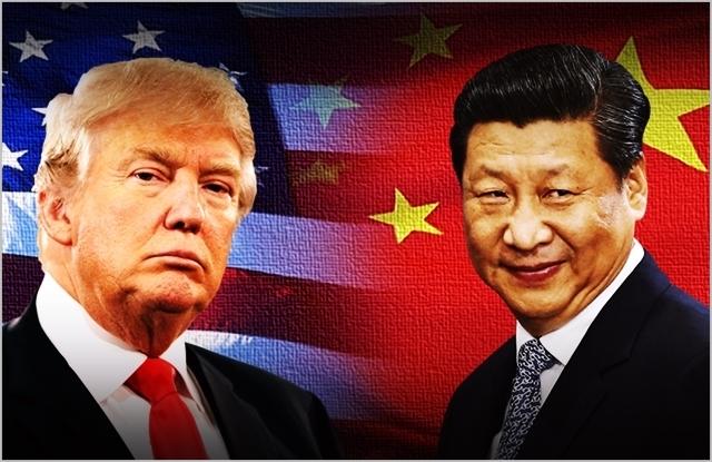 도널드 트럼프 미국 대통령과 시진핑 중국 국가주석. ⓒ데일리안