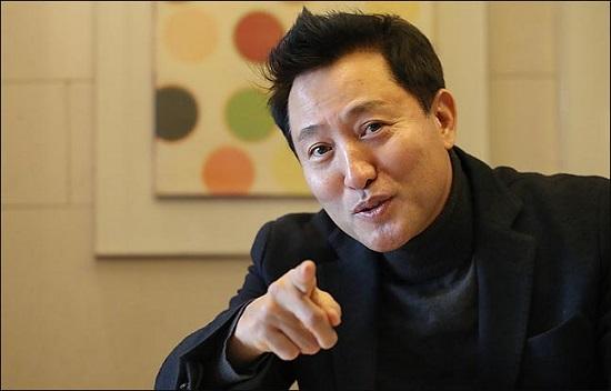 2·27 자유한국당 전당대회의 당대표 후보인 오세훈 미래비전위원장. ⓒ데일리안 박항구 기자