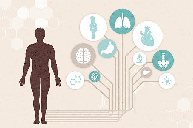 유전적 특성에 기초한 치료법을 기반으로 개인 특성에 맞춘 정밀화된 의료를 제공하는 맞춤 의료 시장이 급속도로 성장하면서 보험업계가 촉각을 곤두세우고 있다.ⓒ게티이미지뱅크