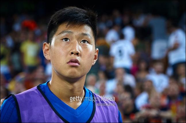 이강인 본인은 물론 한국 축구대표팀의 미래를 위해서도 벤치에서 재능을 낭비하는 것은 너무나 큰 손실이다. ⓒ 게티이미지