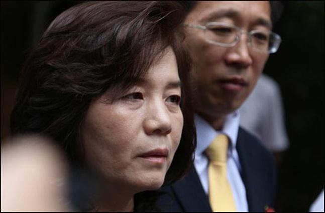 최선희 북한 외무성 부상 ⓒ연합뉴스