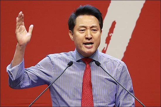 오세훈 자유한국당 서울 광진을 당협위원장(자료사진). ⓒ데일리안 박항구 기자
