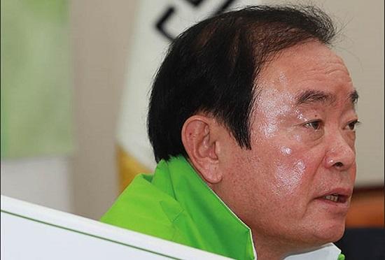 장병완 민주평화당 원내대표 ⓒ데일리안 류영주 기자