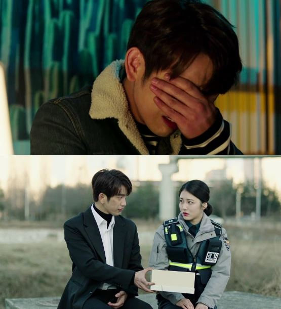 tvN 월화드라마 '사이코메트리 그녀석'5회에서는 새롭게 수면 위로 떠오른 캐리어 연쇄 살인 사건과 과거 방화 사건들의 기민한 연결고리가 드러나면서 더욱 심장 쫄깃한 수사극이 펼쳐질 예정이다.ⓒ tvN
