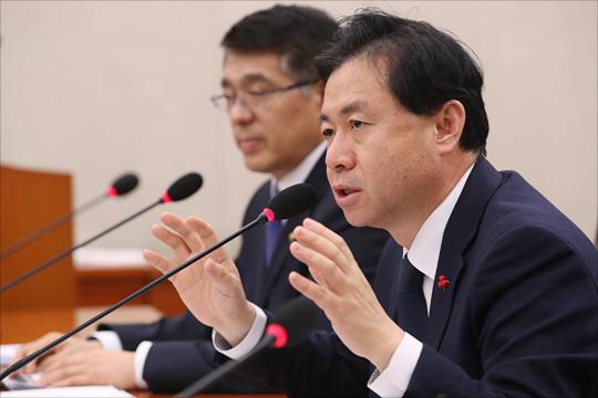 김영춘 해수부 장관 ⓒ데일리안 DB