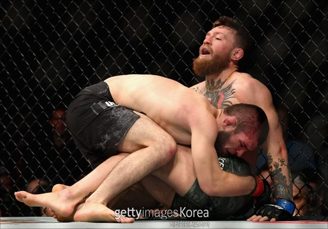 UFC 전 챔피언 맥그리거가 성폭행 혐의로 수사를 받고 있다. ⓒ 게티이미지
