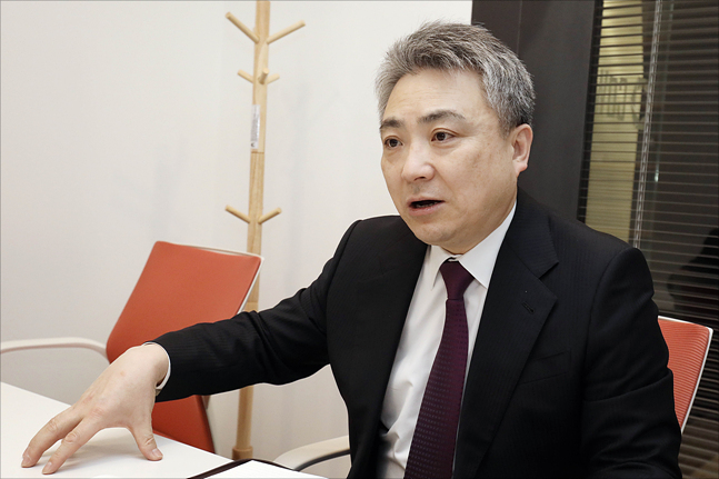 김두일 스마트파워 대표.ⓒ데일리안 홍금표 기자