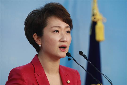 이언주 바른미래당 의원(자료사진). ⓒ데일리안 홍금표 기자