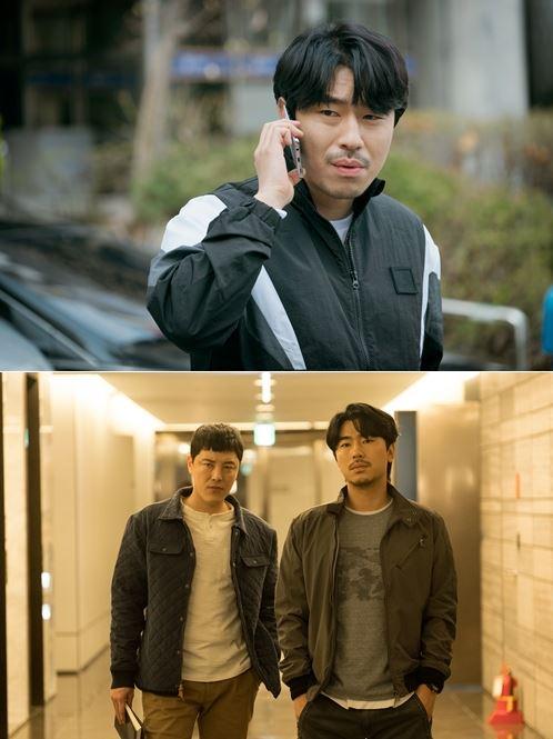 tvN '어비스' 이시언이 지금껏 본 적 없는 '순정 마초'의 강렬한 면모를 선보인다.ⓒ tvN