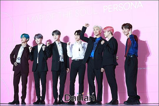 보이그룹 방탄소년단(BTS)의 이번 앨범