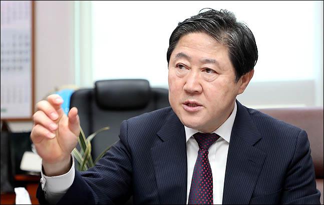 자유한국당 대북제재위반조사특별위원회장 유기준 의원(자료사진) ⓒ데일리안 박항구 기자