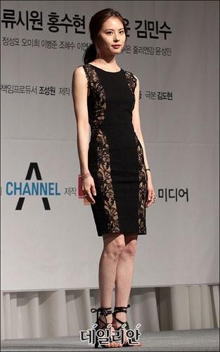 가수 박지윤이 카카오 조수용 대표와 결혼했다. ⓒ 데일리안