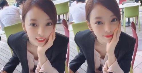 가수 구하라가 근황을 전했다. ⓒ 구하라 SNS