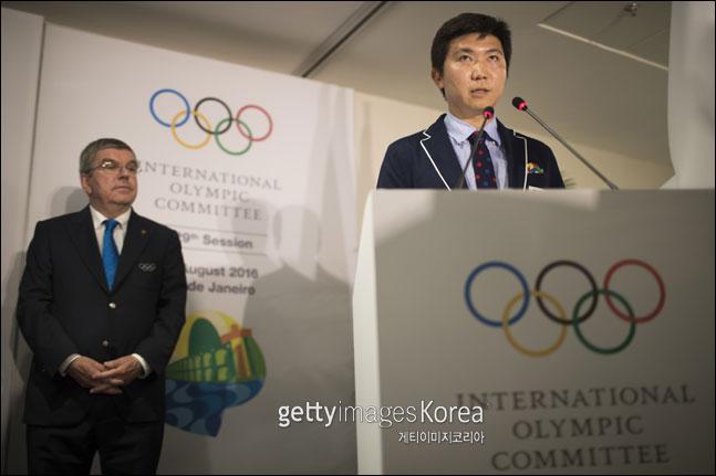 유승민 국제올림픽위원회 IOC 선수위원(37)이 국제탁구연맹 ITTF 집행위원으로 선출됐다. ⓒ 게티이미지