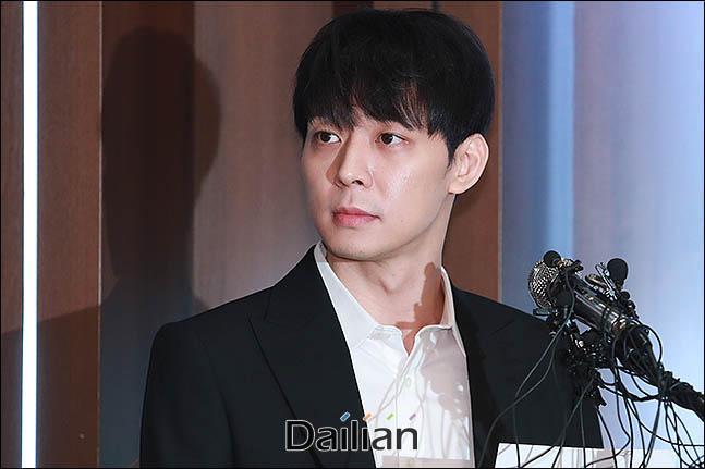 박유천 팬들이 박유천에 대한 퇴출 성명서를 발표했다. ⓒ 데일리안 류영주 기자