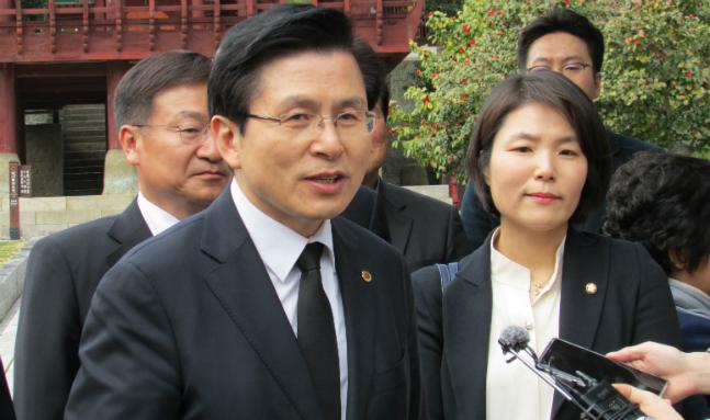 황교안 자유한국당 대표(자료사진). ⓒ데일리안