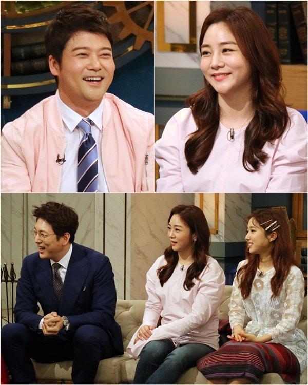 정다은 KBS 아나운서가 전현무 상담 덕에 아나운서 시험에 합격했다고 밝힌다. ⓒKBS
