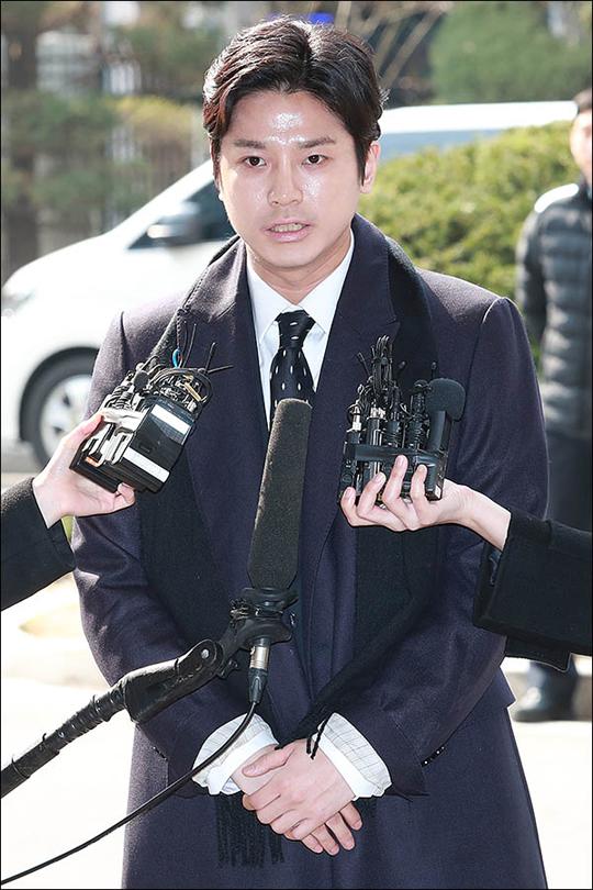 경찰이 '버닝썬' 사건의 발단이 된 김상교 씨의 성추행 혐의에 대해 기소 의견으로 검찰에 송치했다. ⓒ 데일리안 류영주 기자