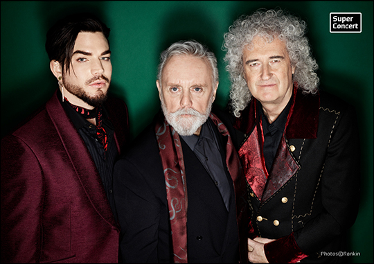 퀸 내한공연이 내년 1월 고척 스카이돔에서 열린다. ⓒ 현대카드