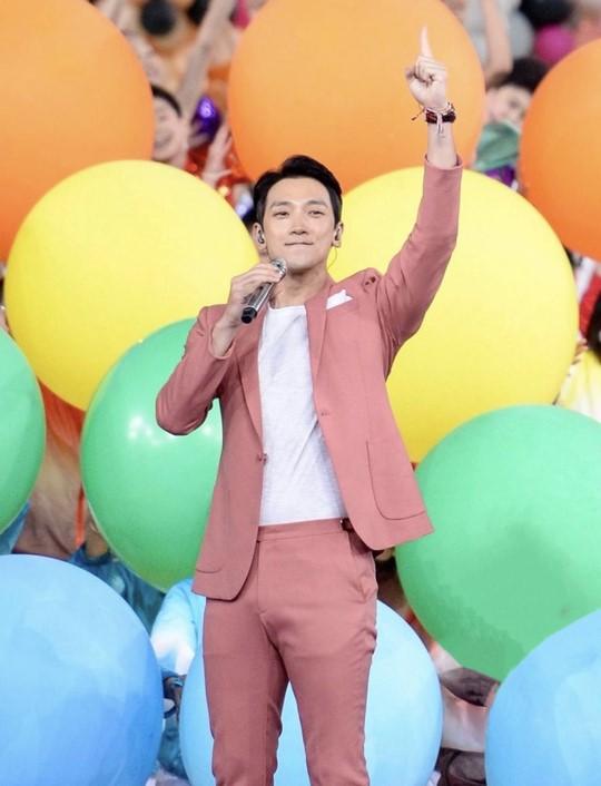 가수 겸 배우 비(정지훈)가 중국 국가 행사에 공식 초청을 받아 참석했다. ⓒ레인컴퍼니