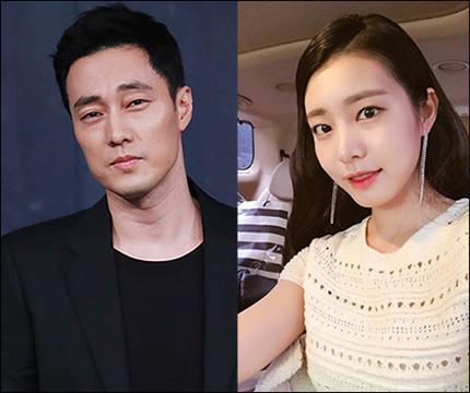 배우 소지섭이 조은정 아나운서와 열애 중이다. ⓒ 연합뉴스