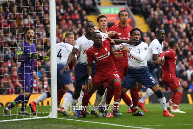 다음달 2일 리버풀과 토트넘이 챔피언스리그 결승전서 맞붙는다. ⓒ 게티이미지