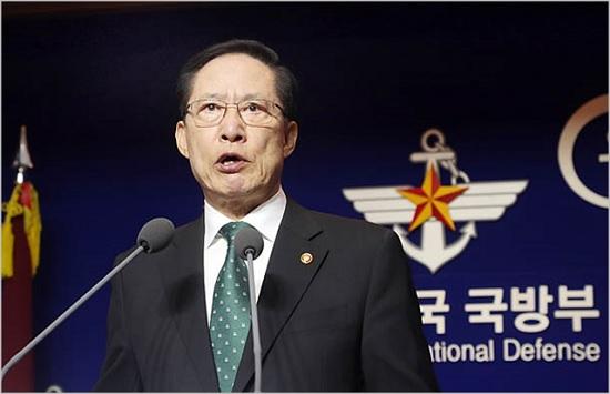 송영무 국방부 장관 ⓒ데일리안