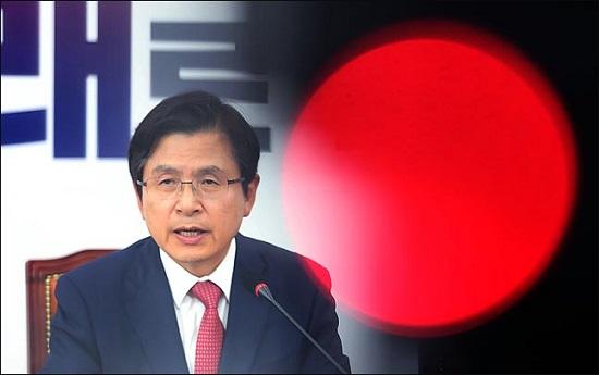 황교안 자유한국당 대표(자료사진). ⓒ데일리안 박항구 기자