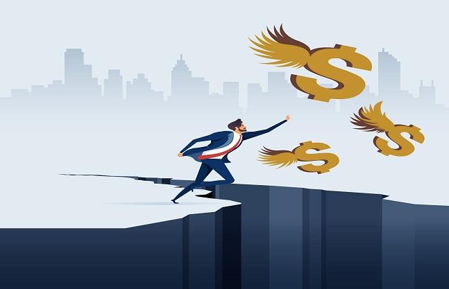 5월 들어 외국인 투자자들의 매도세가 본격화 되고 있는 가운데 국내 주식시장에서의 수익률 하락이 직접적인 영향을 미치고 있는 것다고 전문가들은 분석한다. ⓒ게티이미지뱅크