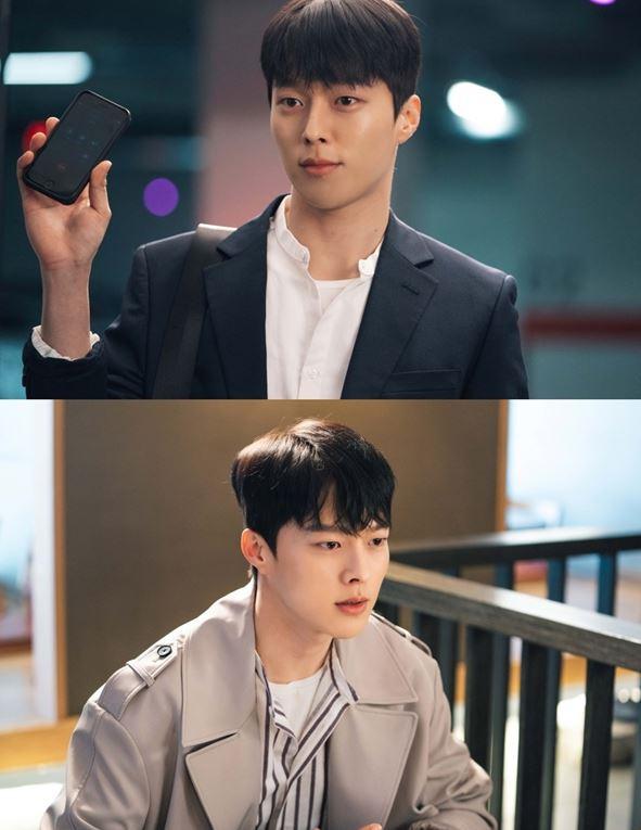 """tvN '검색어를 입력하세요 WWW' 장기용이 """"박모건은 보통의 로맨스물 남자 주인공과 확연히 다른 매력을 지니고 있다""""고 전해 올여름, 색다르게 설렐 리얼 로맨스에 기대와 궁금증을 더했다.ⓒ tvN"""