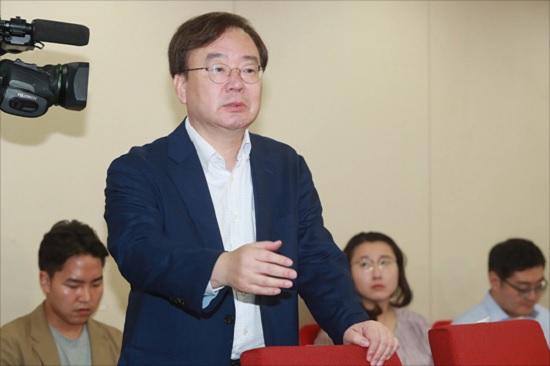 강효상 자유한국당 의원(자료사진) ⓒ데일리안 박항구 기자