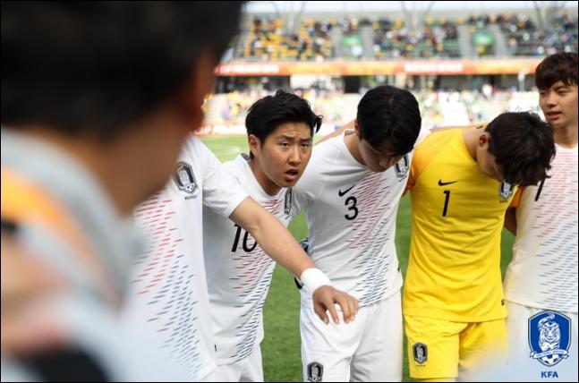 [한국 남아공]'막내 에이스' 이강인 활용도를 극대화해야 한다. ⓒ 대한축구협회