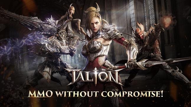 게임빌 MMORPG '탈리온(TALION)'ⓒ게임빌