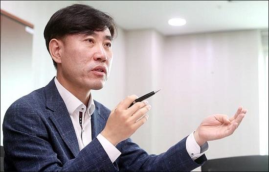 하태경 바른미래당 의원이 29일 남성 혐오 온라인 커뮤니티인