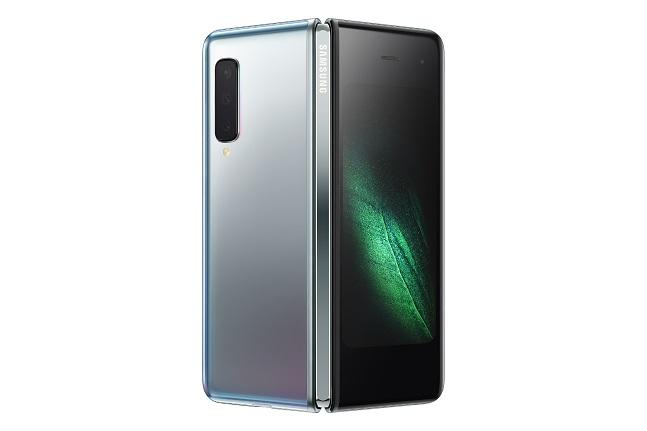 삼성전자 폴더블 스마트폰 '갤럭시 폴드'.ⓒ삼성전자