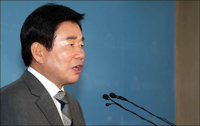 김진표 더불어민주당 의원. ⓒ데일리안 박항구 기자