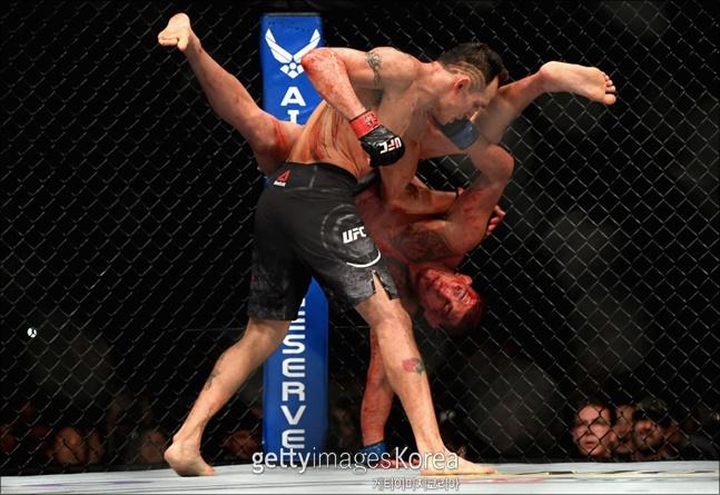 UFC 토니 퍼거슨이 돌아온다. ⓒ 게티이미지
