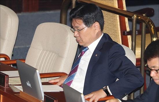 홍문종 자유한국당 의원(자료사진) ⓒ데일리안 홍금표 기자