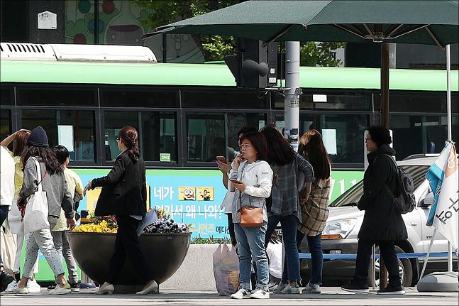 목요일인 내일(13일)은 고기압의 영향으로 전국이 맑겠다.(자료사진)ⓒ데일리안 홍금표 기자