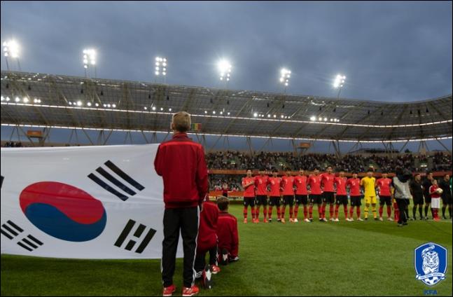 해외 베팅 사이트들은 이번 결승전에서도 한국의 열세를 점쳤다. ⓒ 대한축구협회