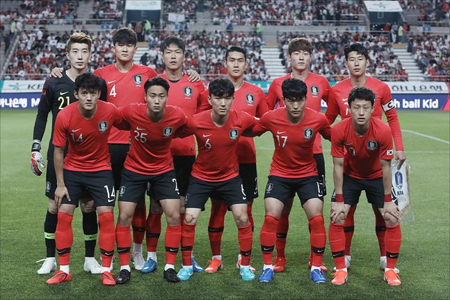 한국이 오는 9월부터 시작되는 2022년 카타르 월드컵 아시아지역 2차 예선에서 1번 포트(톱시드)에 배정됐다. ⓒ 데일리안 홍금표 기자
