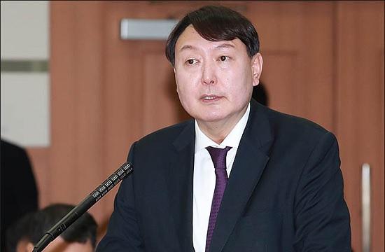 윤석열 검찰총장 후보자(자료사진) ⓒ데일리안 류영주 기자