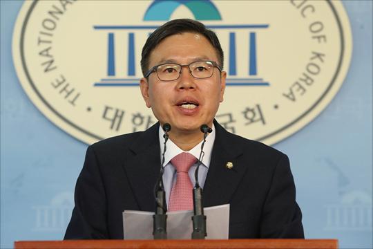 정태옥 자유한국당 의원(자료사진). ⓒ데일리안 홍금표 기자