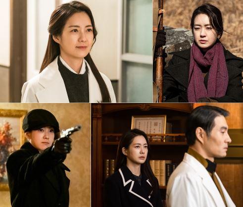 MBC '이몽' 이요원이 여느 남자 캐릭터 부럽지 않은 주체적인 주인공 '이영진'으로 분해 열연을 펼치고 있다. ⓒ MBC