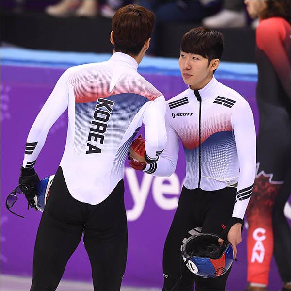 한국 남자 쇼트트랙의 쌍두마차 임효준과 황대헌이 성희롱 파문에 휩싸여 충격을 주고 있다. ⓒ 데일리안DB