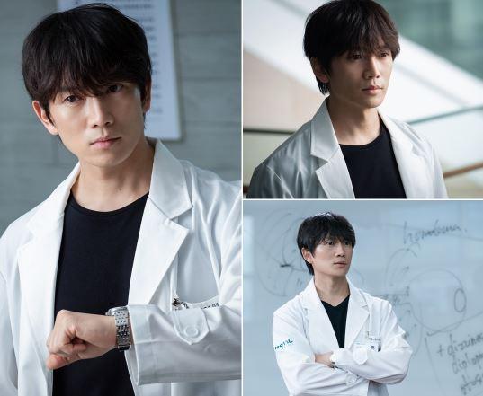 SBS 새 금토드라마 '의사 요한' 지성이 압도적인 카리스마 포스를 드리운, '닥터 10초' 차요한으로 전격 변신한다. ⓒ SBS